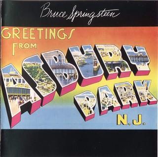Carátula Greetings From Asbury Park