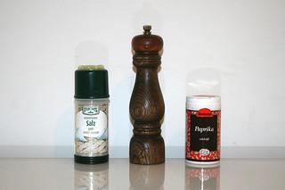 09 - Zutat Gewürze / Ingredient spices