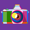 The new buddy icons for Flickr: A classic reflex
