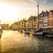 Nyhavn, Copenhagen by GH05TED