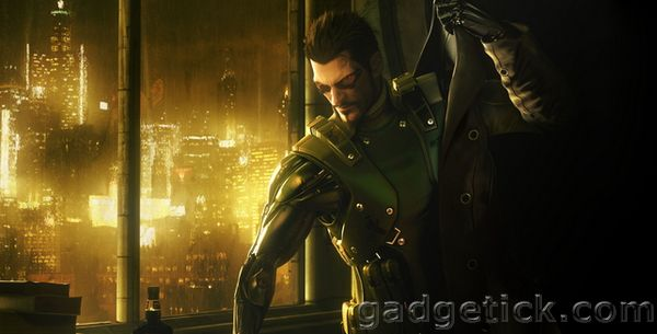 Deus Ex: The Fall для iOS