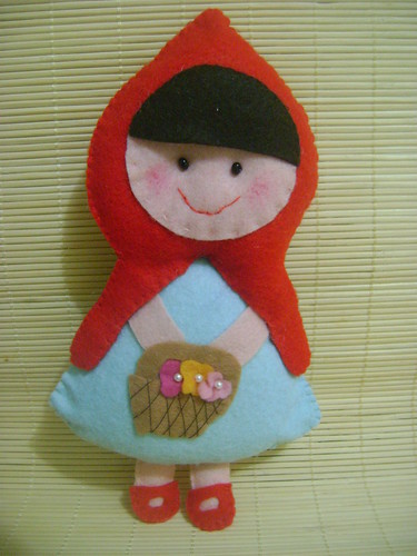 Chapeuzinho Vermelho by Sweet by Carla