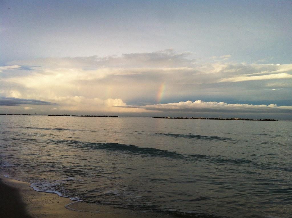 Lido adriano map ravenna italy mapcarta - Bagno marina beach lido adriano ...