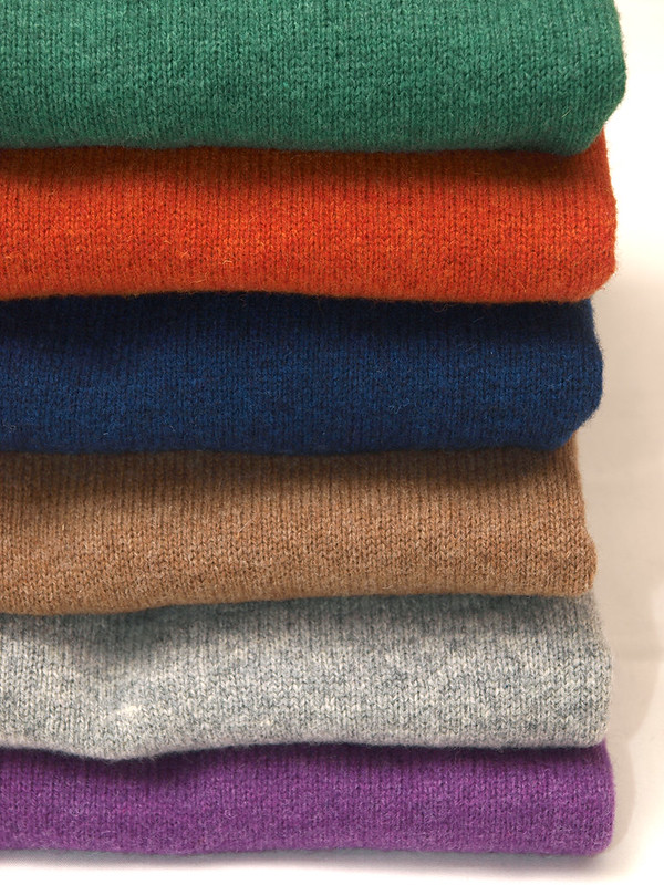 J.Crew / Lambswool Crewneck Sweater
