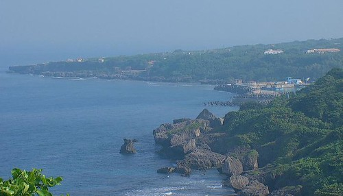 小琉球正研擬計畫興建觀光飯店。