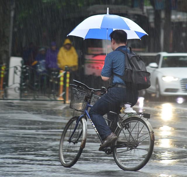 Shanghai - Rain