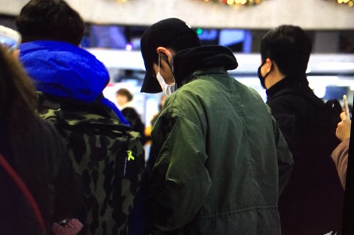 Big Bang - Gimpo Airport - 31dec2015 - Utopia - 06