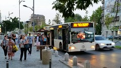 RATB Bucharest, Romania Citybus