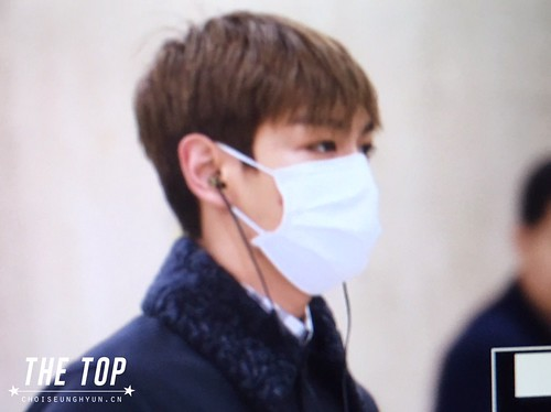 TOP Arrival Seoul from Tokyo 2015-111-03 (13)