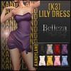 [K3] Lily Dress (#Belleza)
