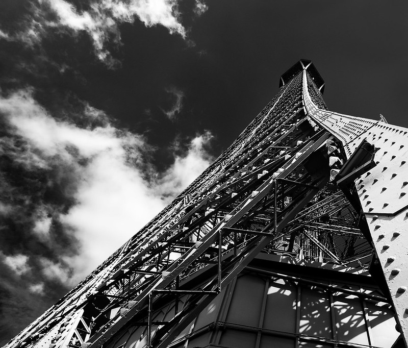 Erector Set (France through my eyes)