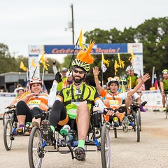 Team Wingman closing out the first day of the MS-150 Bike to the River event.  Covering the MS-150 Bike to the River. Over 8000 images going on line totaling over 40,000 with contributions from the rest of my team.  RxDesign Photography and Media Services