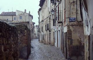 Calle Travesera Baja cruce con calle Villegas y Arcedianos 0015