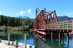 Carcross Railway Bridge