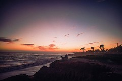 I would give you ten thousand sunsets. #andrejosselin #visitcalifornia #airberlin #insidecali