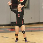 WHS Varsity Volleyball vs CNHS 9-21-2016