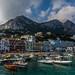 Italia / Italy / Italien: Capri, Marina Grande