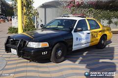 Santa Monica PD - Ford Crown VPI - (157)