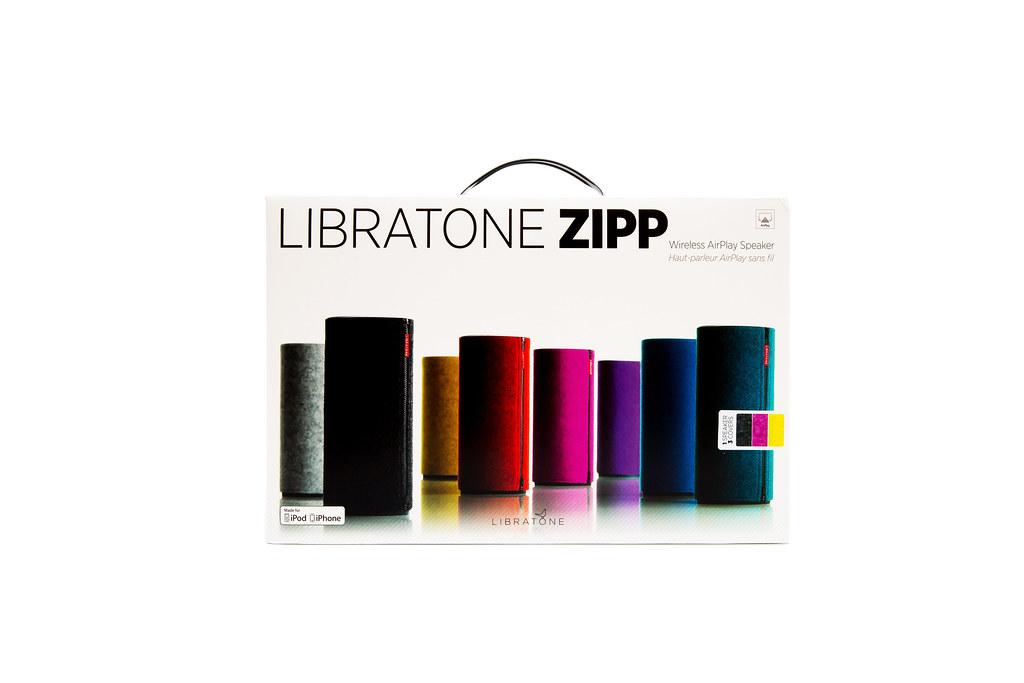 來自丹麥的美麗好聲音 – LIBRATONE ZIPP 無線喇叭 @3C 達人廖阿輝