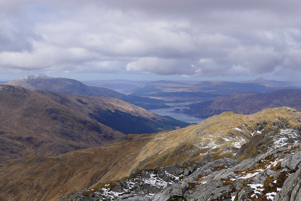 Ben Resipol and Loch Shiel