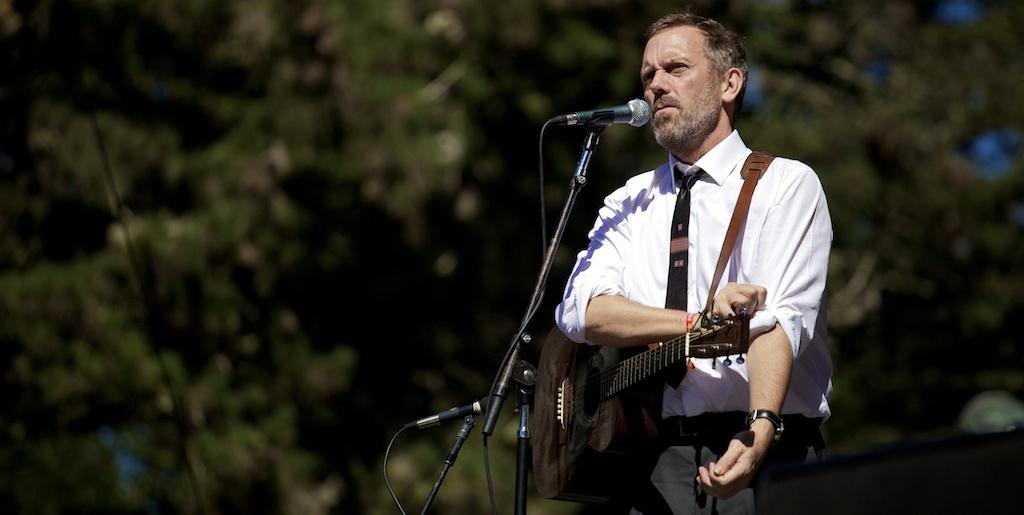 Blues & Hugh Laurie
