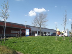 Sainsbury's - Sir Herbert Austin Way, Northfield