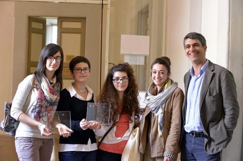 L'I.I.S Raffaello premiato al Festival del giornalismo culturale