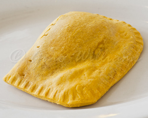 Jamaican Beef Pattie