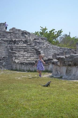 First Mayan adventure