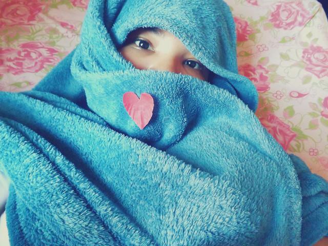 124/365 ❤ pelo cobertor