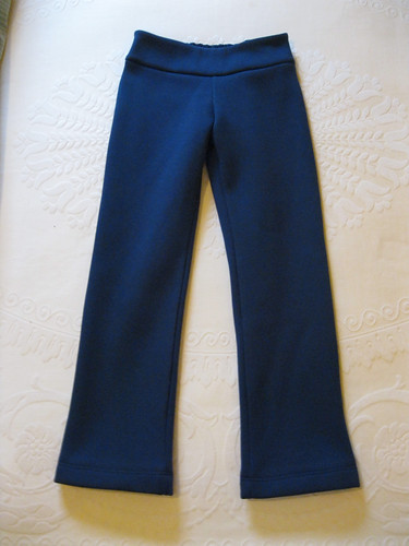 "Ottobre ""Neat Beat"" pants - great for school"