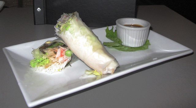 salad roll urban thai 4bb