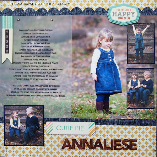 NSD interview with Annaliese