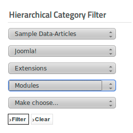 hierarchical-category-filter