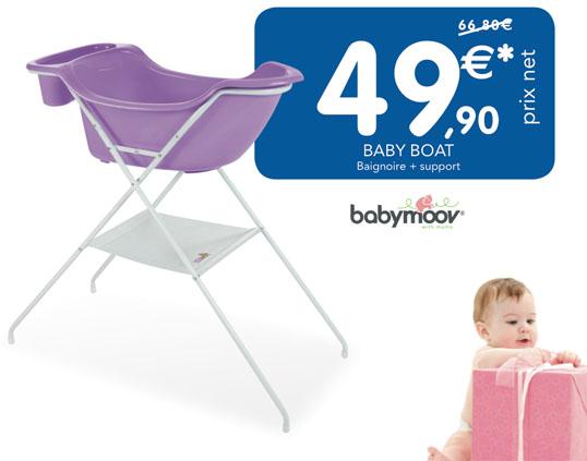 Bon Plan baignoire Baby Boat