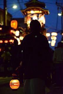 城端曵山祭@南砺市城端。