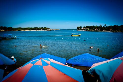sea beach landscape mar jalisco bluesky playa paisaje costaalegre barradenavidad cieloazul