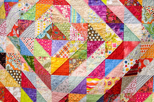 Cheryl's Colour Value Quilt