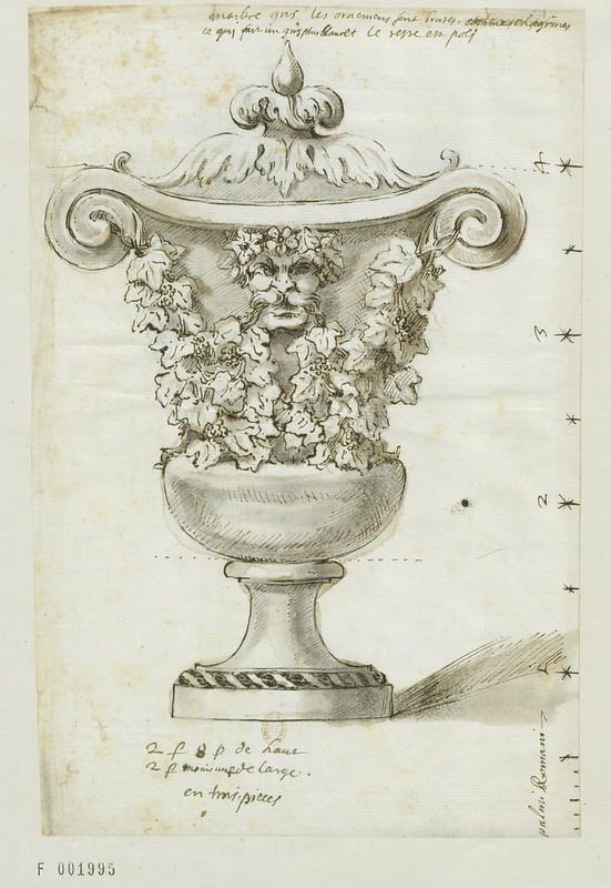 Decoration Vase Gris Et Jaune