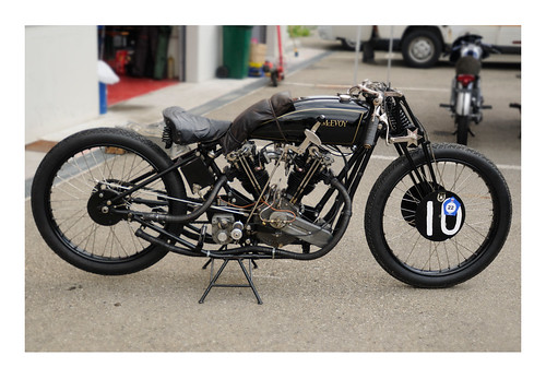 McEvoy record racer 1000cc 1924 by Michel 67