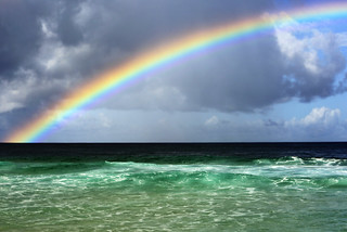 WHAT LIES AT THE END OF THIS RAINBOW?