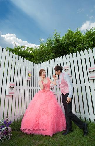 高雄KISS九九麗緻婚紗韓風婚紗攝影分享 (5)