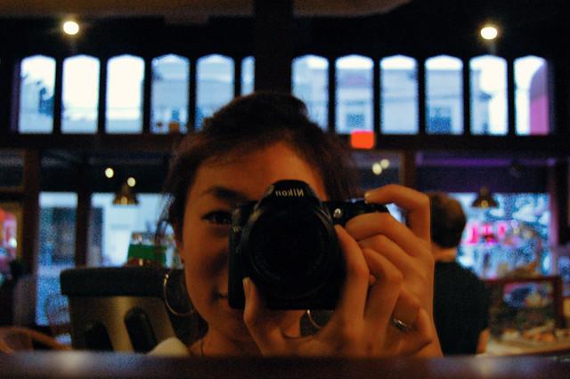 Jessie at Zephyr Cafe (2006)