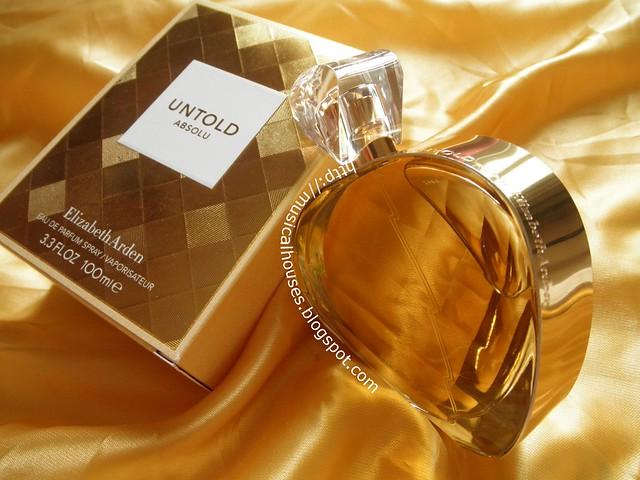 Elizabeth Arden Untold Absolu Fragrance Perfume 1