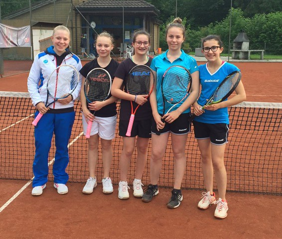 Interclub Juniorinnen 2016 (04.06.2016)