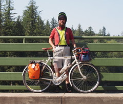 Neil and Davidson (name TBD) on Franklin Road Bridge