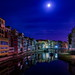 Girona by night by Maerten Prins