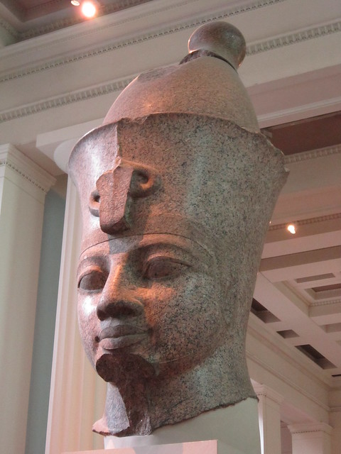 Header of Amenhotep III