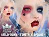 ♕ White Queen - Harley Quinn ♕