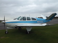 N111SC Beech Bonanza 35 International Air Services Inc Trustee